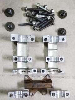 CAMHOLDER TIPTOP COMPLETE SUZUKI FXR150 /FX125 /BELANG
