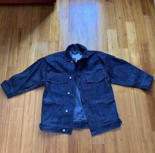 1000% ORI NEW ASOS DENIM JACKET