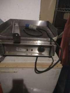 🚚 Kitchen grille
