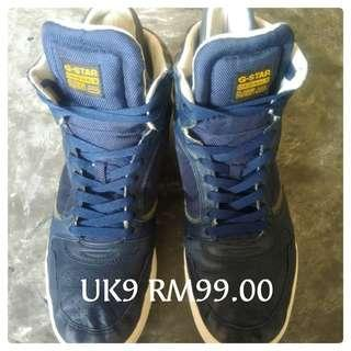 G star sneakers uk9