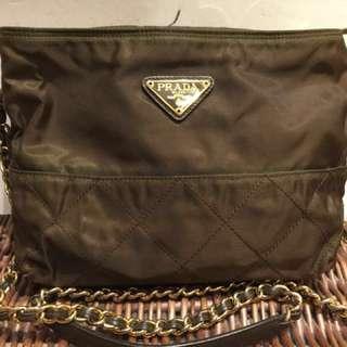Prada Vintage chain bag