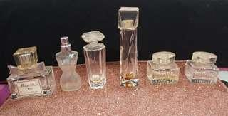 Botol2 Miniatur Perfume Branded for collection