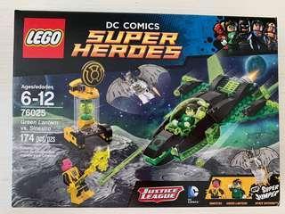🚚 Lego 76025 Super Heroes Green Lantern Vs Sinestro