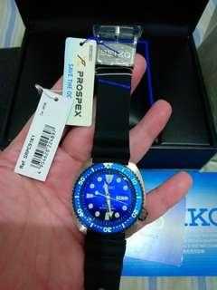 Seiko Prospex SRPC91K1 Turtle Ocean Brand New Garansi Resmi