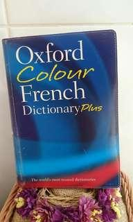 Dictionary Plus Oxford French
