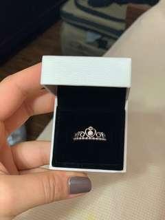 My Princess Tiara Pandora Ring