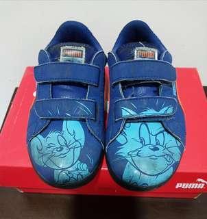 PUMA Kids Shoes #bluetom&jerry