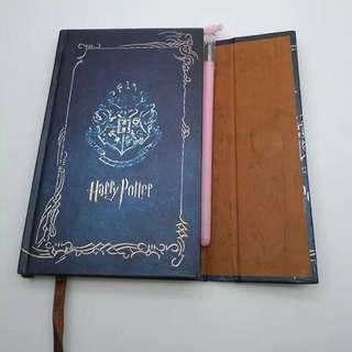 [FREE POSTAGE] Harry Potter Notebook
