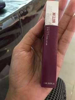 Lip matte super stay maybelline