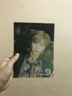 [WTT/WTS] Daniel NWY (Wanna ver) Calendar Card