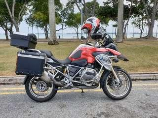 BMW GS 1200 LC