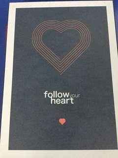 🚚 Follow your heart home deco