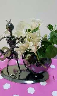 🚚 Flower display