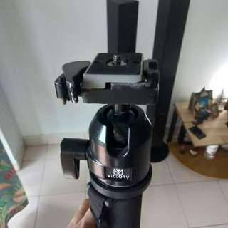 Victory monopod with ball head