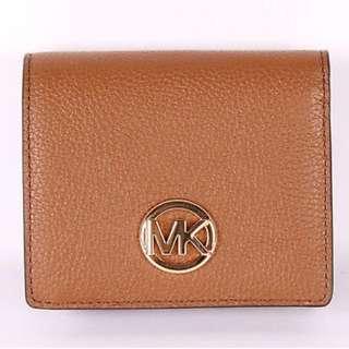 9f4d057d6501 Michael Kors Fulton Carryall Card Case Small Wallet