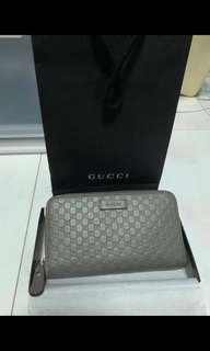 🚚 Gucci Long Zip Wallet