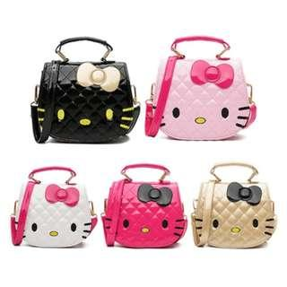 933e512abe Hello Kitty PU Sling Bag