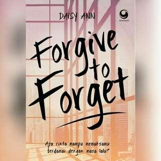 Ebook Forgive to forget
