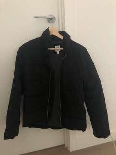 Gap Puffer Jacket, Black S