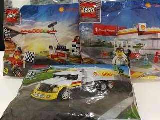 Original Shell Lego Full Set