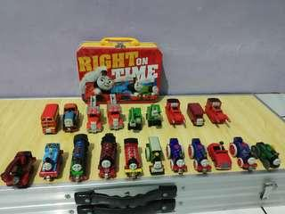 Thomas and Friends Second langka
