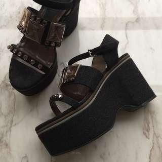 SALE Marni Rhinestone Shoes