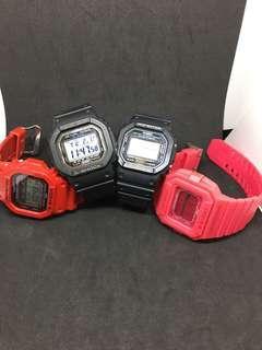 Koleksi G-Shock Petak