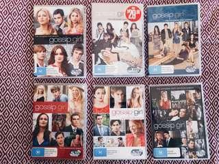 Gossip Girl (Season 1 - 6)