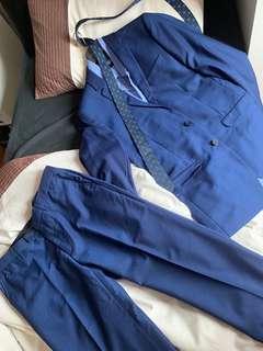 Men's Suit // dress shirt & pants // tie