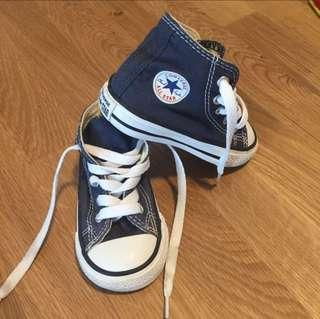Baby CONVERSE Shoes - Size UK5