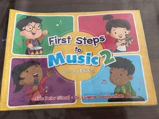 🚚 First steps to Music 2