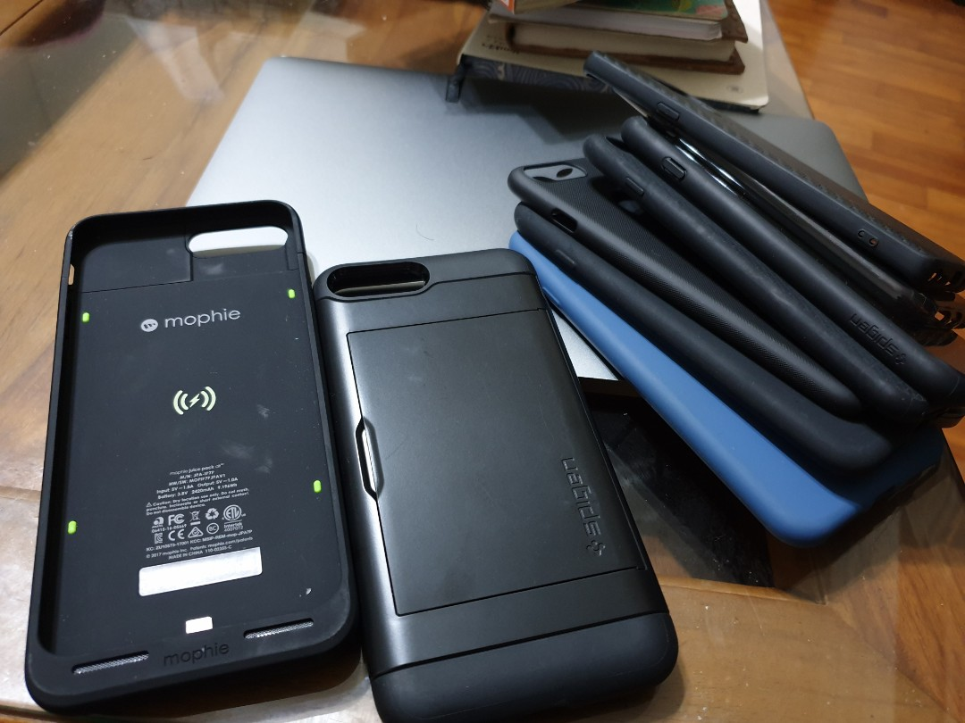 pretty nice 057ed b50fa 10 iphone 7+ cases including Mophie power bank case