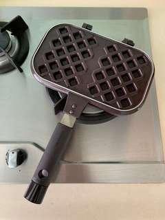 🚚 Happycall waffles pan