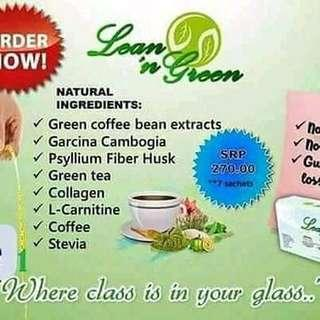 lean n green coffee