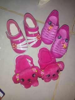 Take All sepatu beby girls cantik