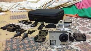 Action Cam B-Pro 4K