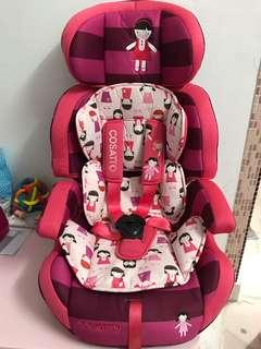 Cosatto zoomi Baby Car Seat