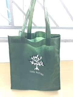 NTUC Cold Storage recycle bag