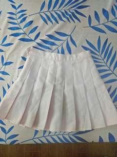 Tennis skirt(pink)