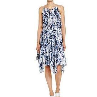 ♦️BNWT Saba Silk Flowy Dress