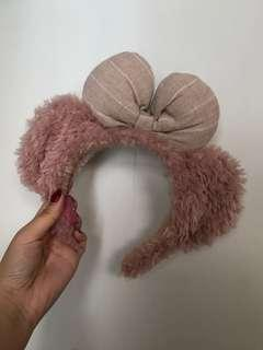 Disney Shellie May Duffy Headband 迪士尼頭箍 (購自東京迪士尼)