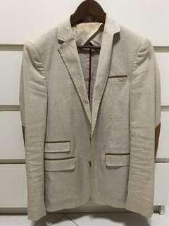 🚚 Zara linen sports jacket / blazer