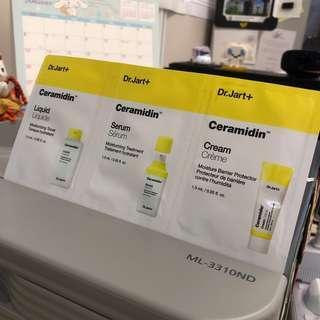 Dr.Jart+ Ceramidin Moisturizing Toner Treatment Cream
