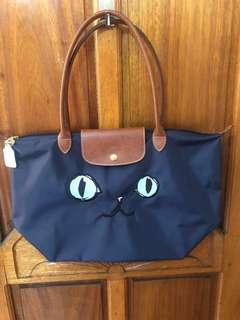 Longchamp Miaou LLH Cat