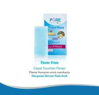 Pure - Baby & Kids - Fever Free
