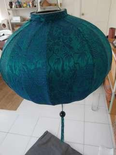 Chinese hanging lamp decoration