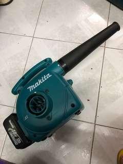 makita充電電批,吹吸兩用風機