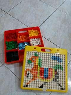 Mosaic Art for kids