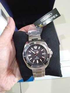 Seiko Prospex SRPB51K1 Samurai black Brand New Garansi Resmiv1 thn