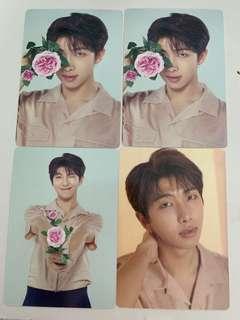 🚚 BTS love yourself merchandise Photocard